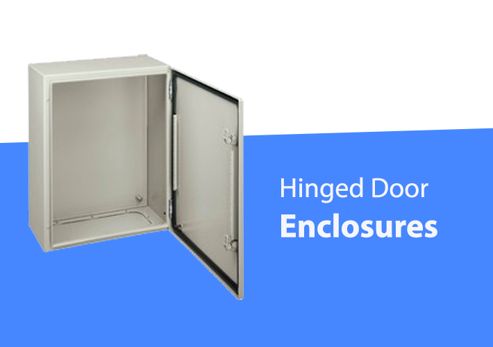 Hinged Door Enclosures