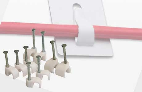 Cable Clips & Cleats