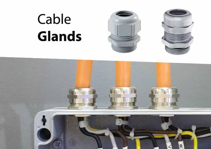 Cable Glands & Grommets