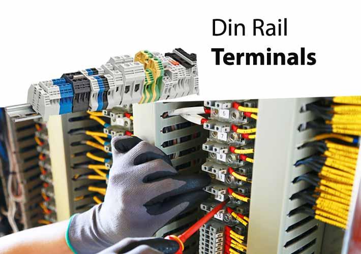 Din Rail Terminals
