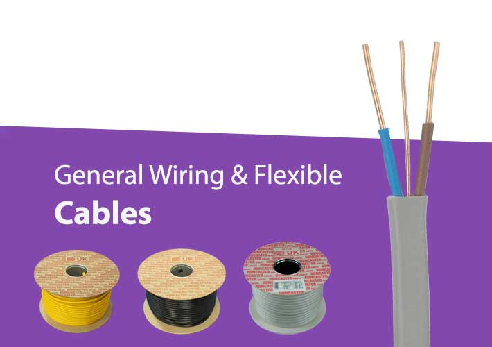 General Wiring Cables