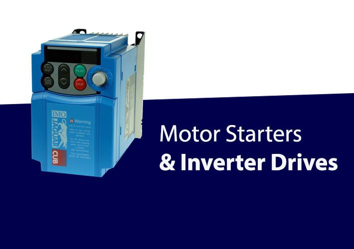 Motor Starters & Inverter Drives