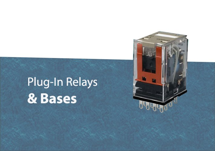Plug-in Relays & Bases