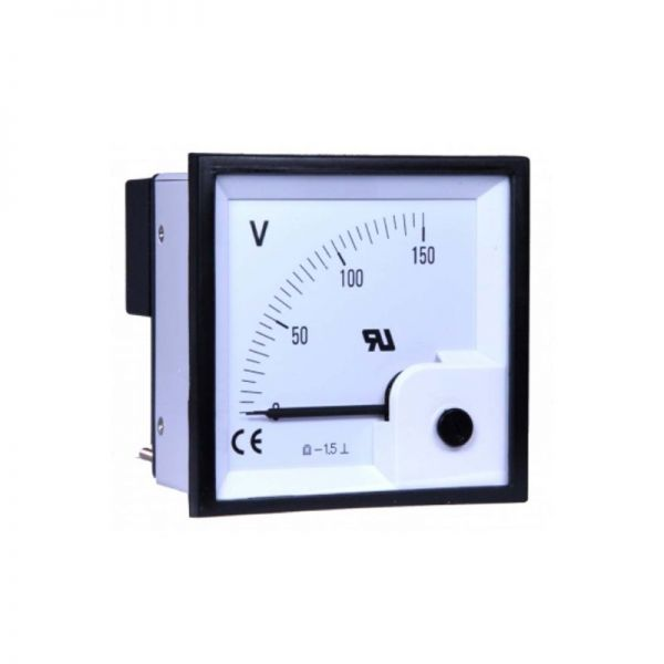 Taiwan Meters BE96-*V-90 Voltmeter 150V
