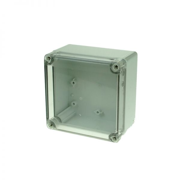 IMO ABS Enclosures with Clear Lid