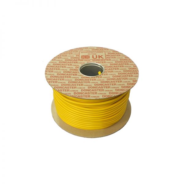 Doncaster Cables PVC Cable 3182Y1.0AY100 1mm 2 Core 100 Metres