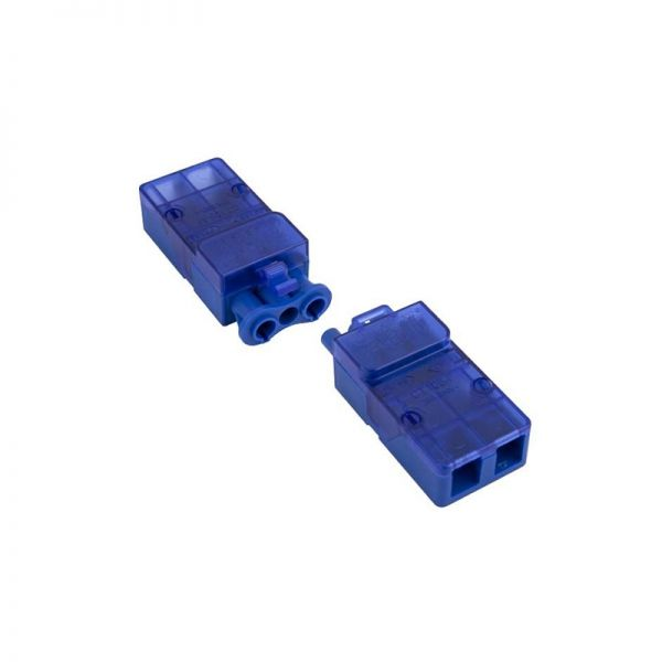 Click 250V 20A 3 Pin Flow Connector (CT105C)
