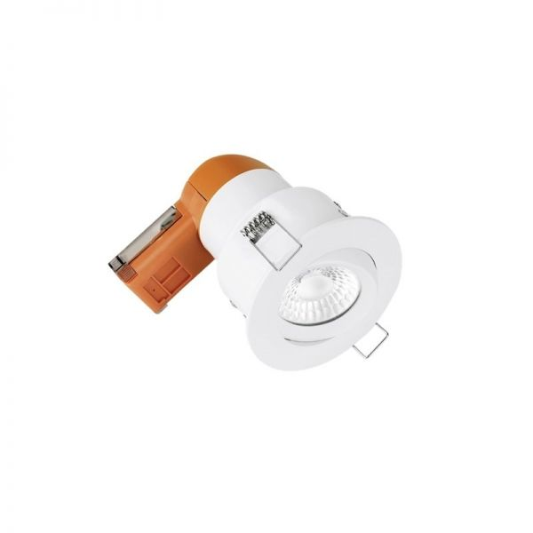 Aurora E6 Pro Adjustable Matt White