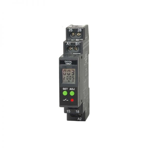 GIC Multi Function Timer 0.1s - 999 Hrs