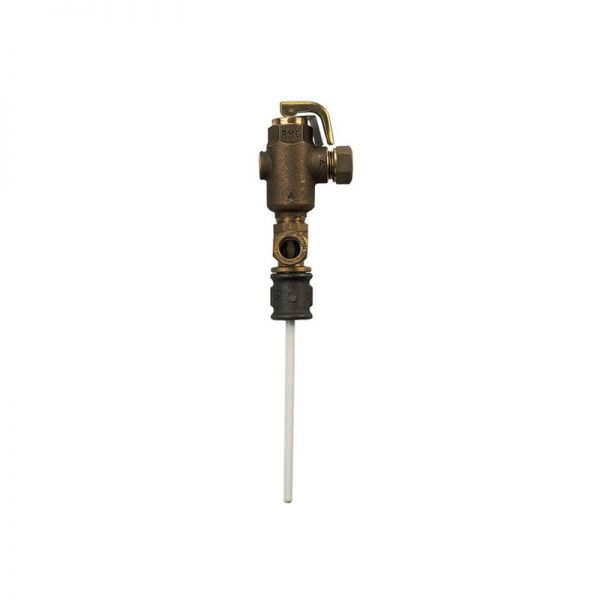 Zip Pressure and Temperature Relief Multipoint Valve