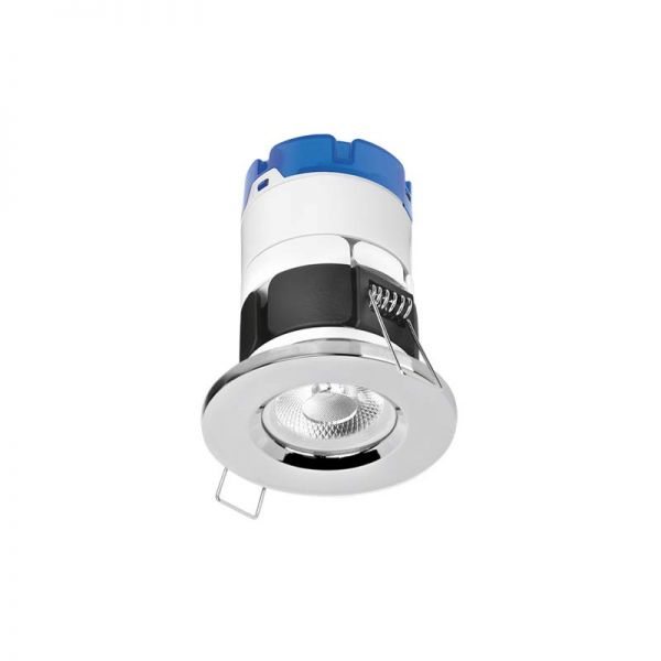 Aurora Enlite MPRO Integrated LED Downlights Fire Rated