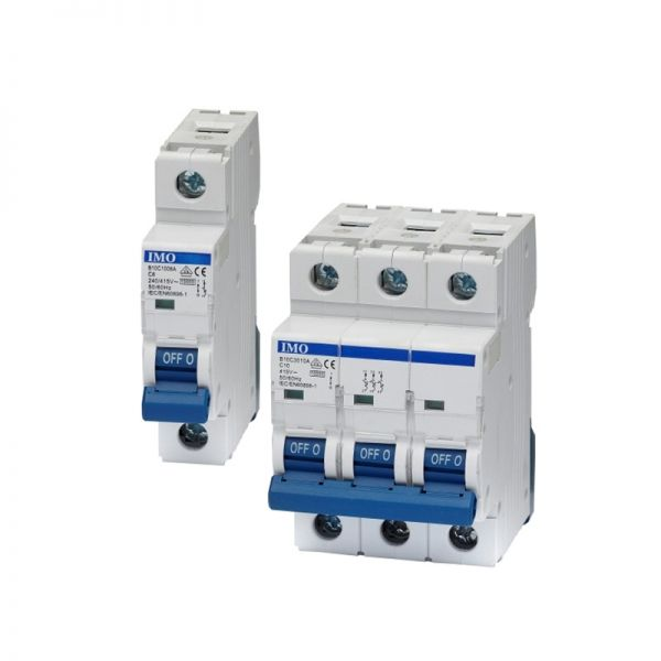 IMO Miniature Circuit Breakers B10 Series