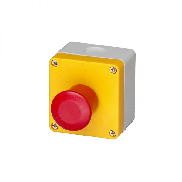 IMO Precision Controls Emergency Stop BG10P34P-11