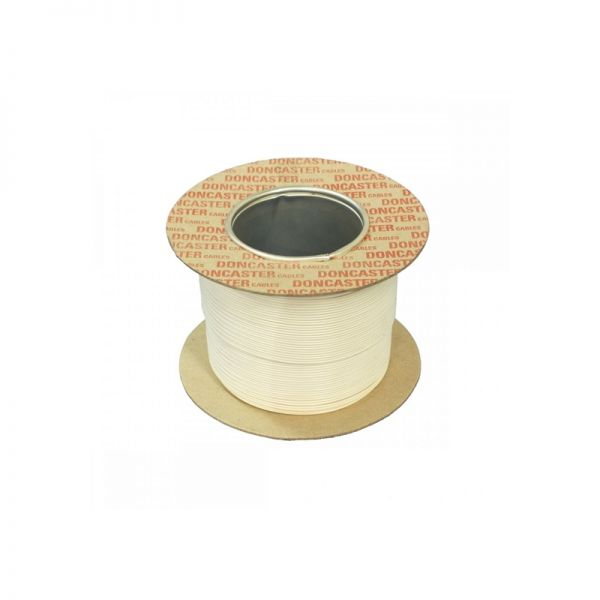 Doncaster Cables 8 Plain Annealed Copper / PVC Insulation Cable