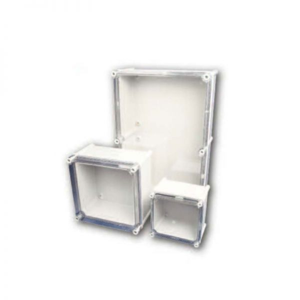 Hellermann Tyton Polycarbonate CA Enclosures IP65
