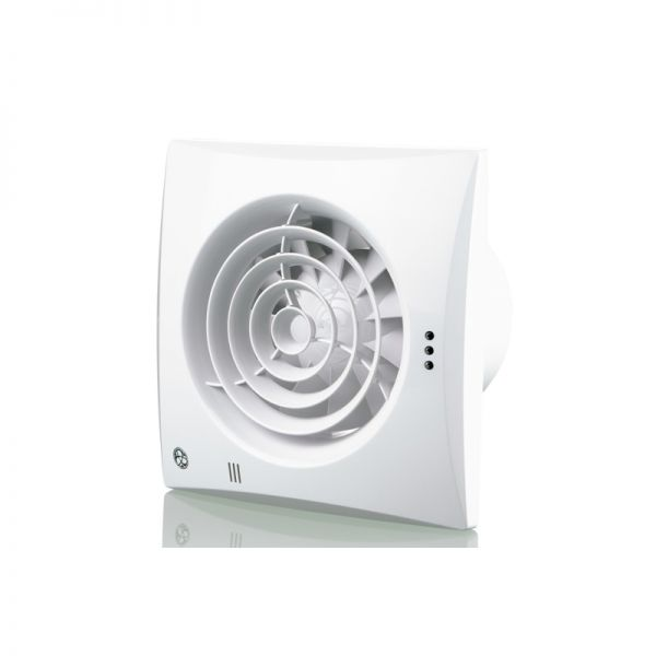 Blauberg Calm Extractor Fans White (100mm)