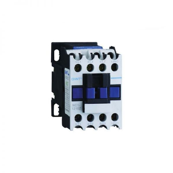 Chint Contactor NC1-0910-24V 24V AC 3 N/O Poles With 1 N/O 4.0kW / 9A