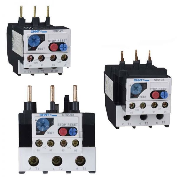 Chint Thermal Overload Relays For NC1 Contactors