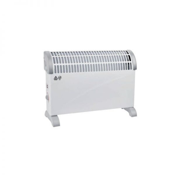 DC Heating 2KW Thermostat Convector Heater