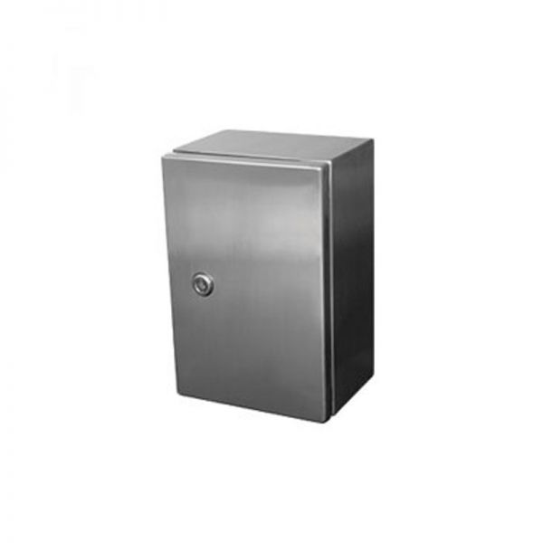 Hylec Stainless Steel Enclosures IP66 Grade 304