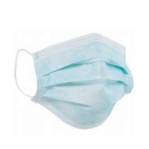 Disposable Face Masks Per 50 Pack 3 Layer Protection