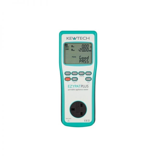 Kewtech EZYPAT Pat Battery Operated Tester