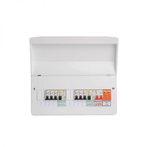 FuseBox Consumer Unit F116PMX 16 Way