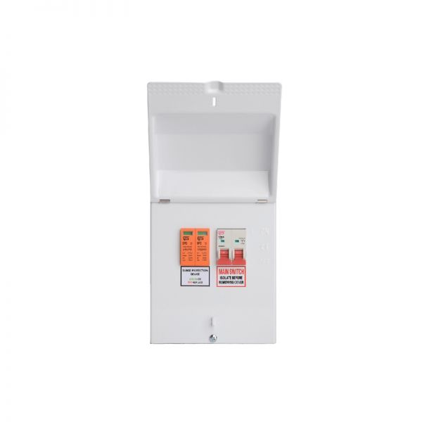 FuseBox T2 Surge Protection Unit with Main Switch
