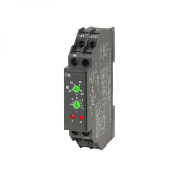 GIC Off Delay Timer 0.3s - 30 Hrs