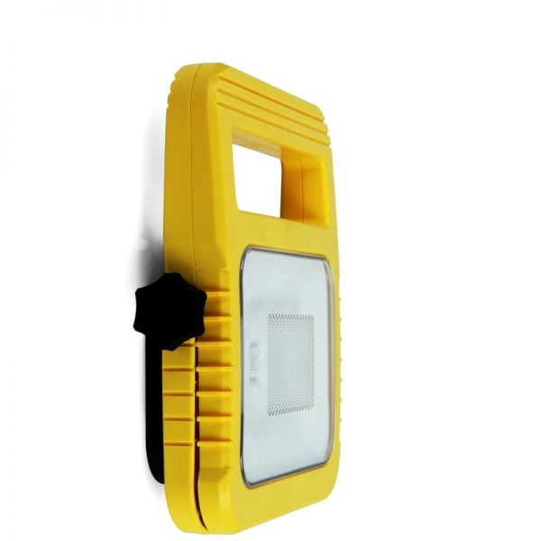 Lutec Utin Portable Yellow Integrated LED IP54