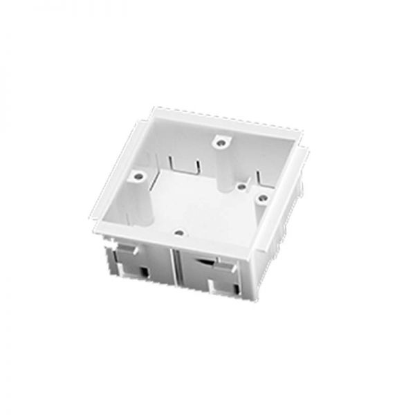 Falcon Trunking Single Outlet Box