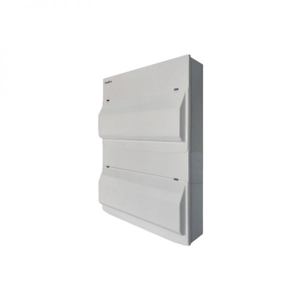 FuseBox 26 Useable Ways Duplex Consumer Unit Dual RCD & SPD