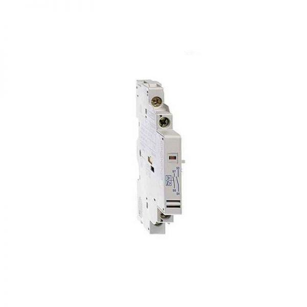 Fault Signalling N/C Contact + N/C Auxiliary - Left Hand mounting