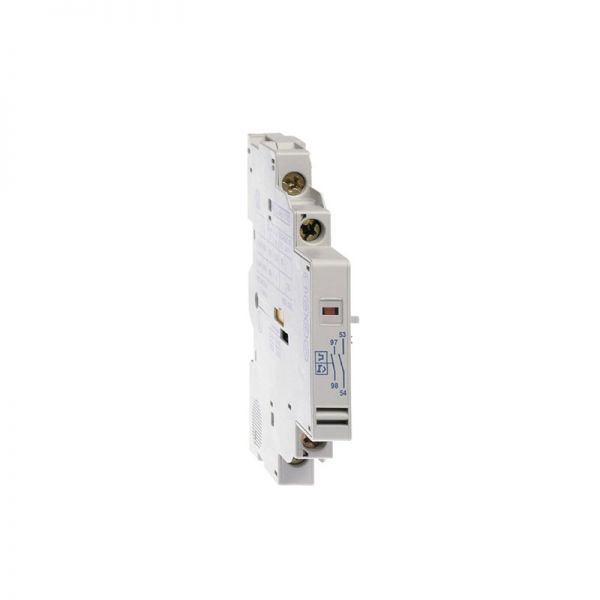 Fault Signalling N/C Contact + N/O Auxiliary - Left Hand Mounting