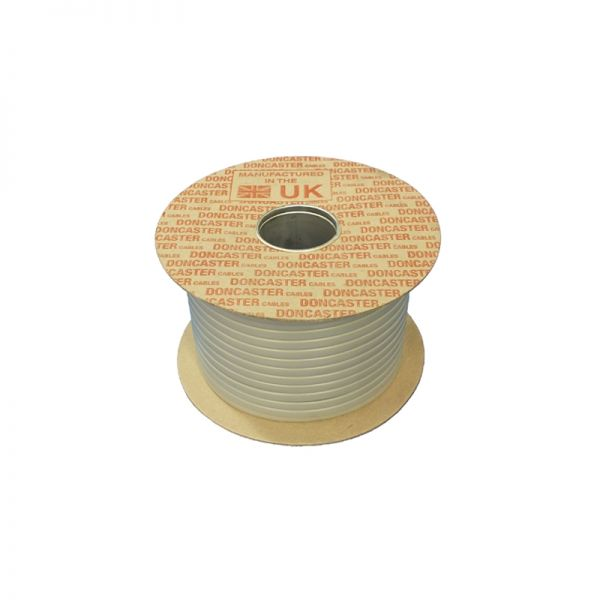Doncaster Cables PVC Cable H6242Y1.0G050 1mm 2 Core 50 Metres