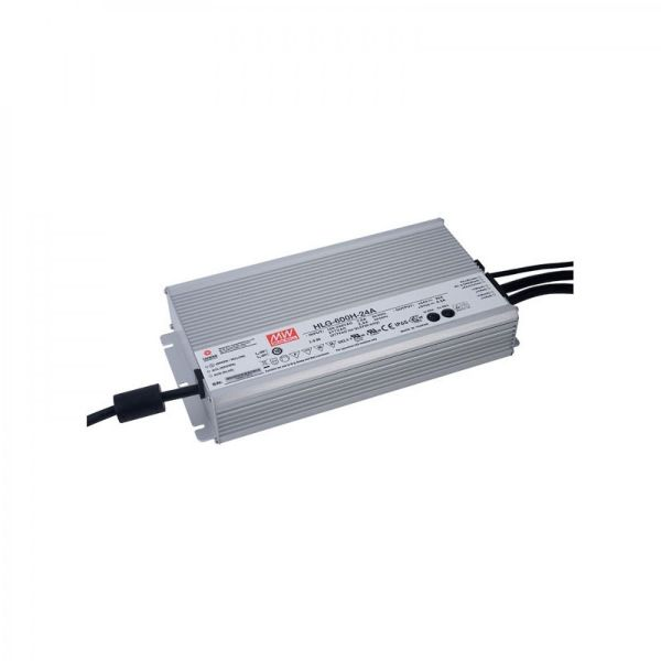 Mean Well HLG-600H-24A LED Driver 600W 24V DC