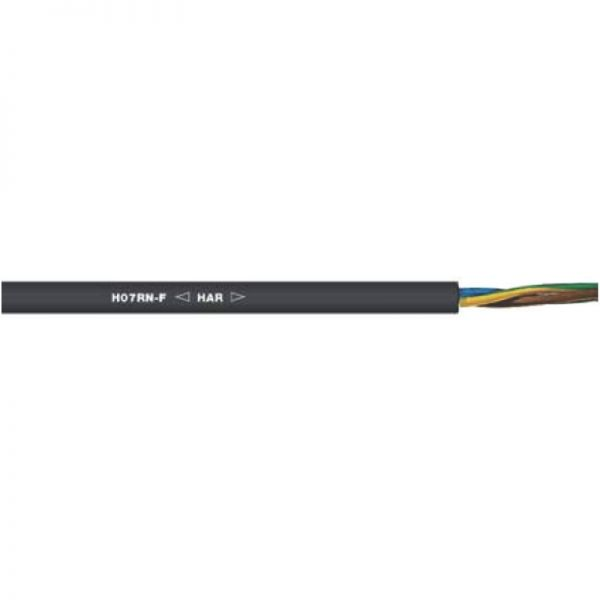 Lapp Olflex Classic HO7RN-F Cable Colour Coded