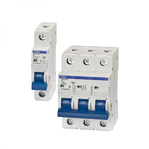 IMO Miniature Circuit Breakers BR6 Series