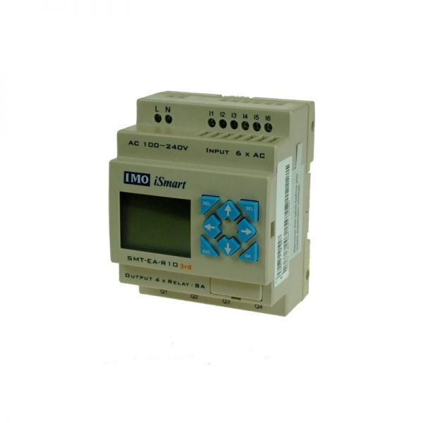 IMO iSmart Programmable Relays with Screen