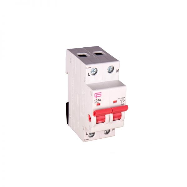 FuseBox Contactor INC202 2 Pole 20A