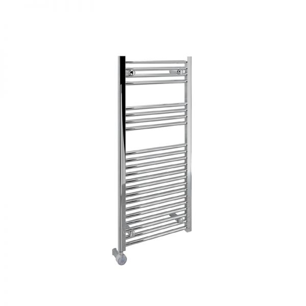 Kudox Straight Thermostatic Electric Towel Rail