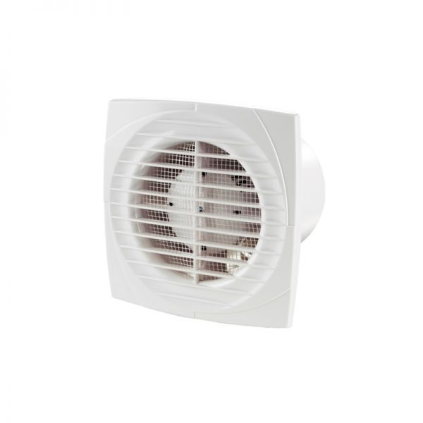 Blauberg Line Slimline Extractor Fan Run On Timer