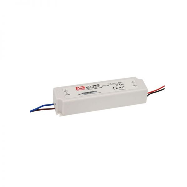 Mean Well 60W Constant Voltage LED Power Supply