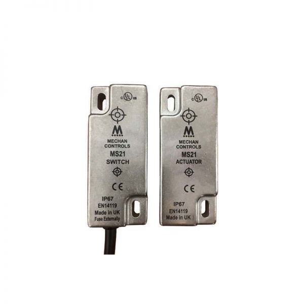 Mechan Stainless Steel MS21 Non Contact Safety Switch