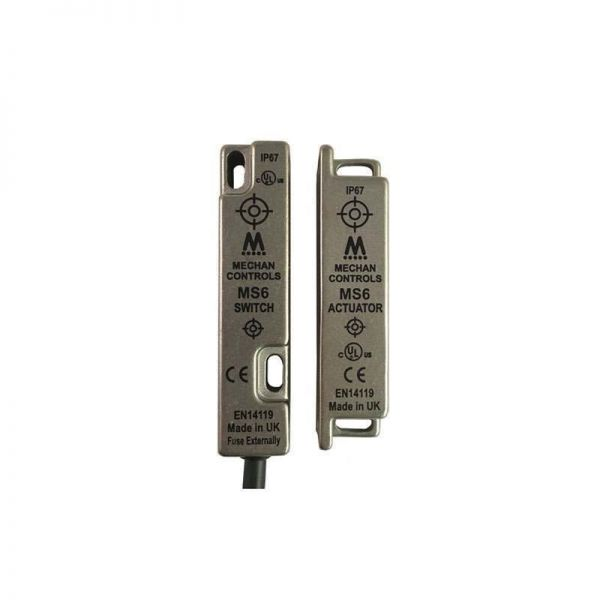 Mechan Stainless Steel MS6 Safety Switch