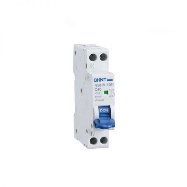 Chint Single Pole & Neutral Circuit Breakers