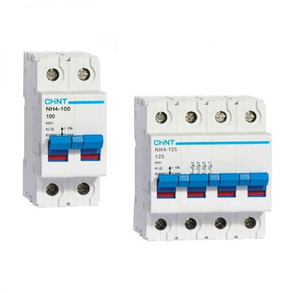 Chint NH4 Main Switches