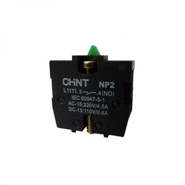 Chint Base Mount Contact Blocks (For Enclosures)