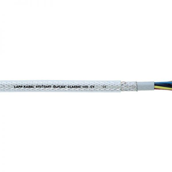 Lapp Olflex 100 CY Cable Colour Coded (Per Metre)