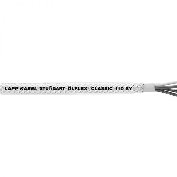Lapp Olflex Classic 110 SY Cable Number Coded